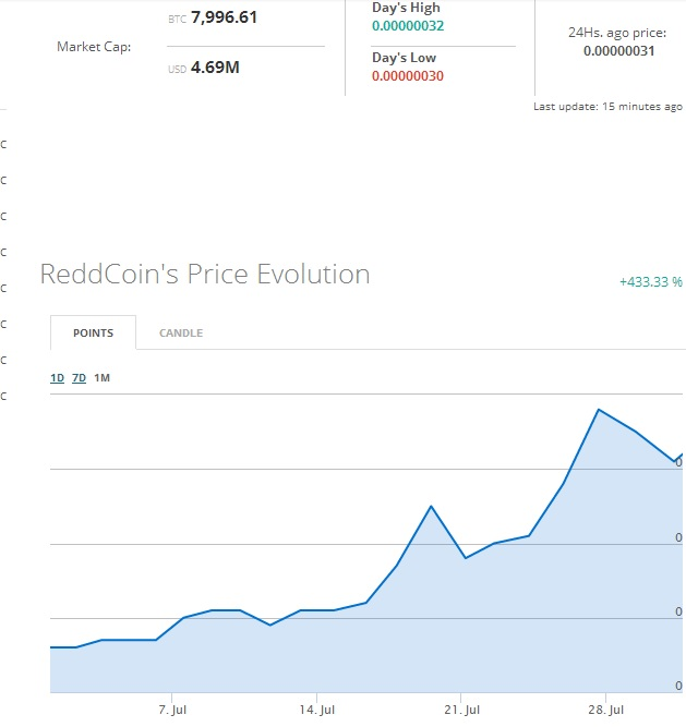 Why you should be mining redcoin.