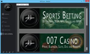007 casino betting