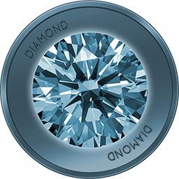 diamond-coin-wallet