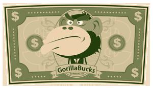 gorilla bucks coin