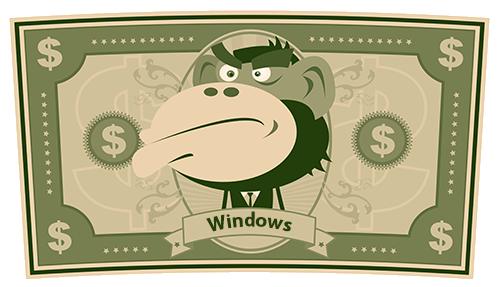 gorilla bucks coin wallet windows