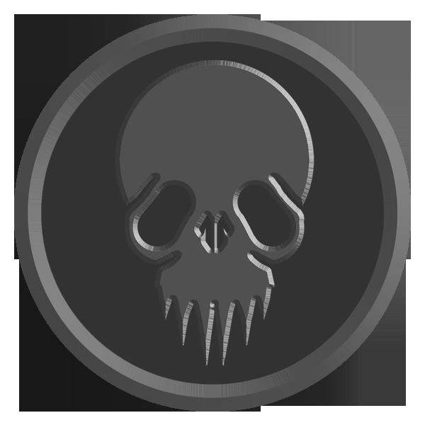 spktr coin skull