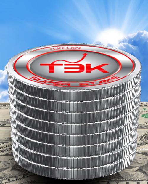 tekcoin stack