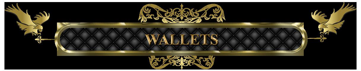 xde II wallets