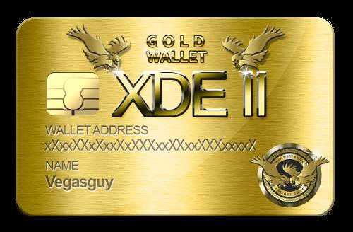 xdeII-gold-wallet